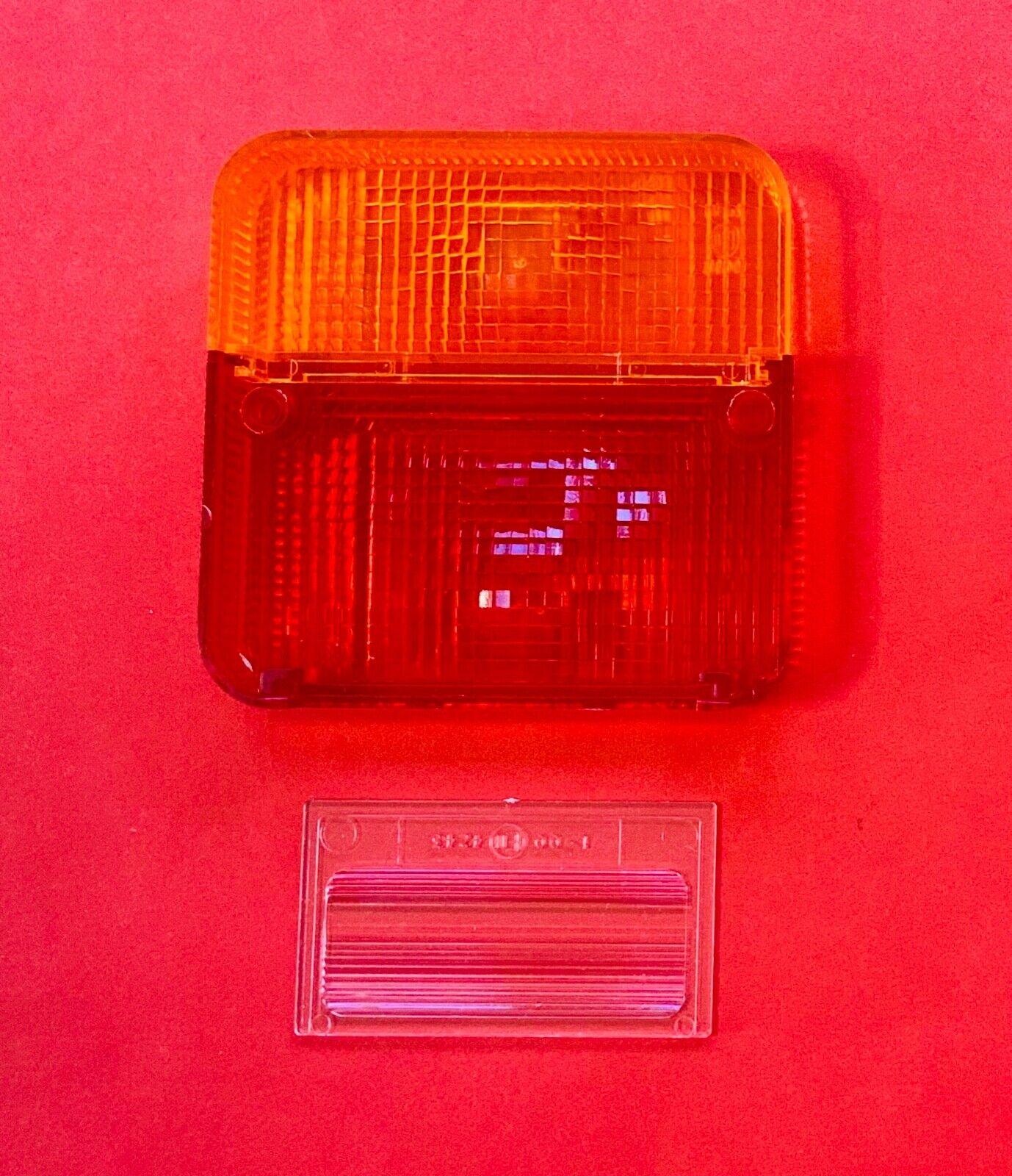 Lens For Mp8501 Bk Maypole Spare Rear Trailer Lamp Light Mp8502 Mp8502b