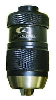 "1//32-1//2/"" Capacity Cushman Keyless Heavy Duty Precision Drill Chuck KP130-R8"