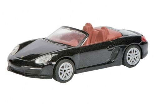 981 Schuco 20110-1//64 Porsche Boxster S Neu - Basaltschwarz Metallic