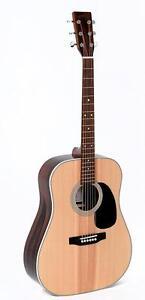 Sigma-dmr-1st-Custom-Limited-Acoustic-Guitar-Western-Guitar