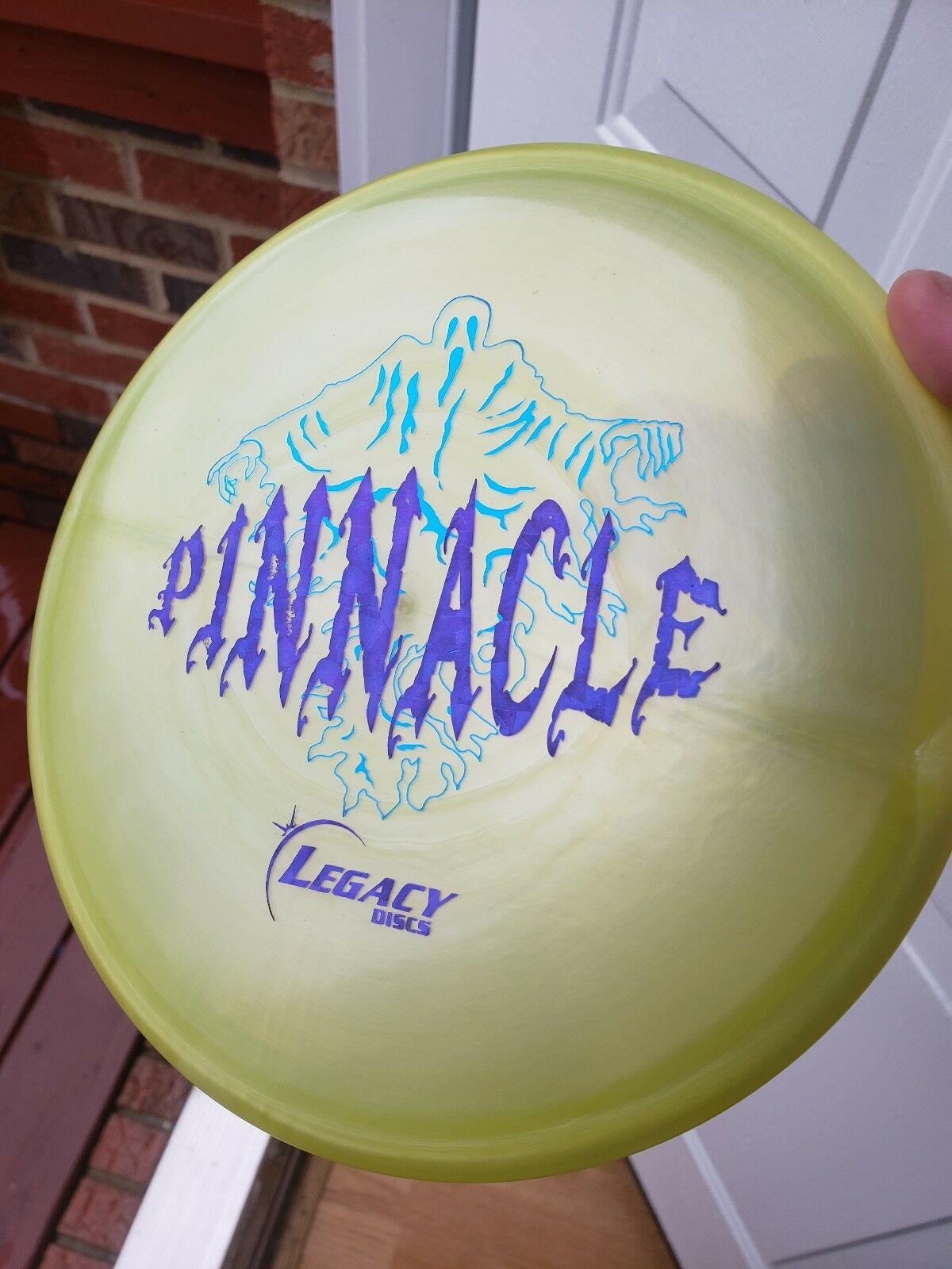 Pearly Pinnacle Ghost Disc Golf Golf Disc fe295f