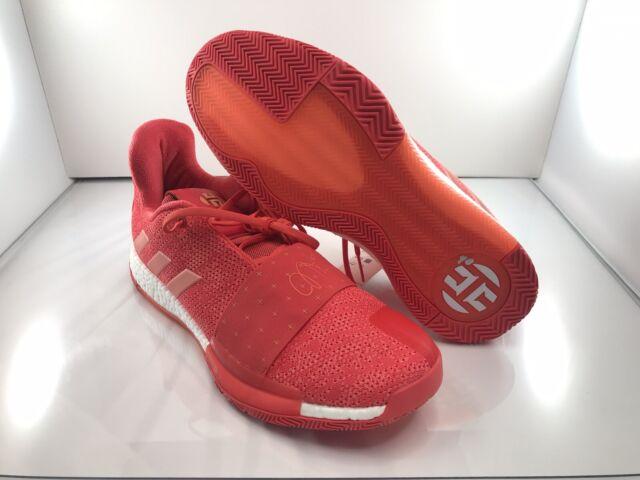 Size 12.5 - adidas Harden Vol. 3 Coral