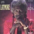 The Only Way Is Up by Latimore (CD, 1991, Malaco)