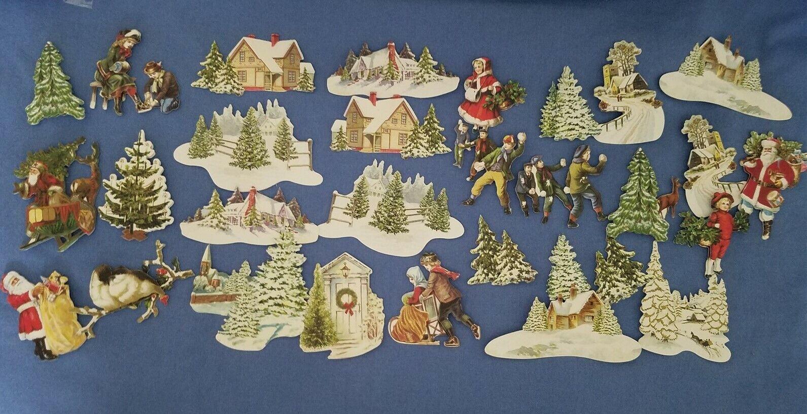 Anna Griffin Snow Globe Christmas Card Kit For Sale Online Ebay