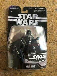 """Star Wars Saga Episode V Darth Vader 013 3.75/"""" Figure"""