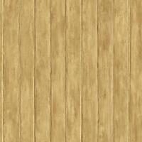 Wallpaper Country Faux Bead Board, Parchment Cream And Tan
