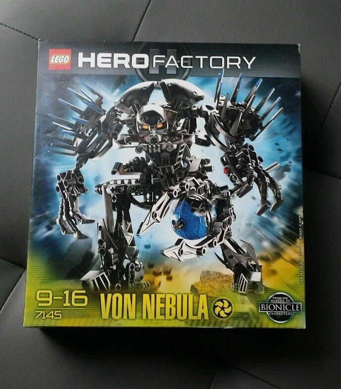 LEGO Hero Factory Von Nebula Bionicle (7145) BN factory sealed
