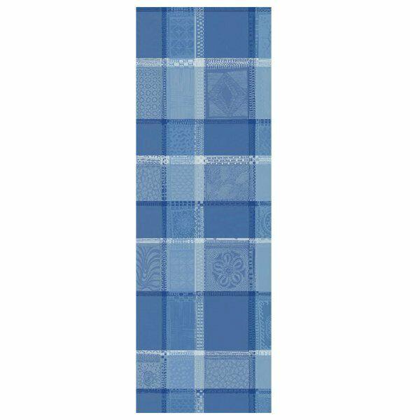 Garnier Thiebaut Table Coureur mille Wax Ocean (55x180cm)