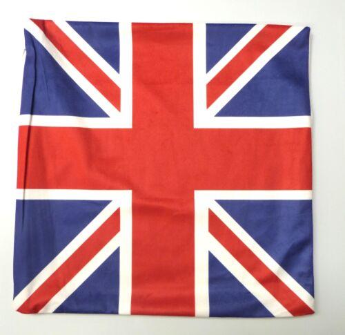Union Jack Colour Cushion Cover Printed Digital
