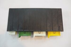 Details about BMW E34 GENERAL BASIC BODY CONTROL MODULE 1388523 #12