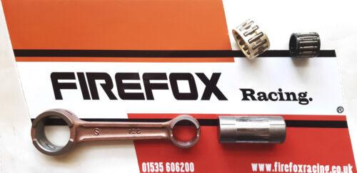 "x2 Rods Suzuki RGV250 RGV 250 VJ21 VJ22 /""LONG/"" Conrod kit Con rod"
