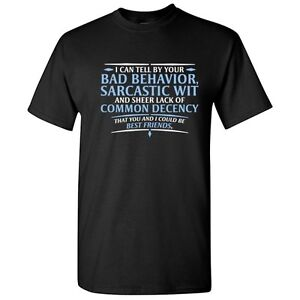 Sarcastic-Wit-Adult-Comedy-Cool-Novelty-Rude-Graphic-Gift-Humor-Funny-TShirt