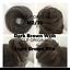 UK-Synthetic-Straight-Hair-Scrunchie-Elastic-Wrap-around-Hair-Bun-Extension thumbnail 11