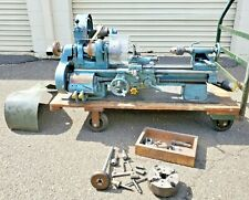 South Bend 9x 36 Precision Belt Driven Lathe With 3 Amp 4 Jaw Chucks And Tolling