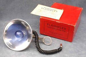 FLASHFLEX-BULB-FLASH-IN-BOX-FOR-ROLLEI-BAYONET-1-YASHICA-AUTOCORD-ROLLEIFLEX