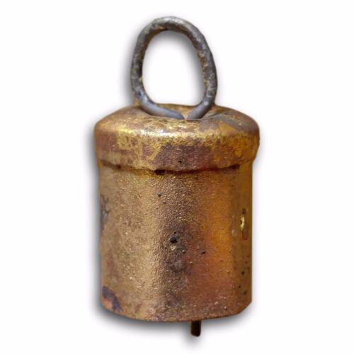 One Dozen 1 inch high Tin Bells with Metal Striker Wedding Patio Church Bell