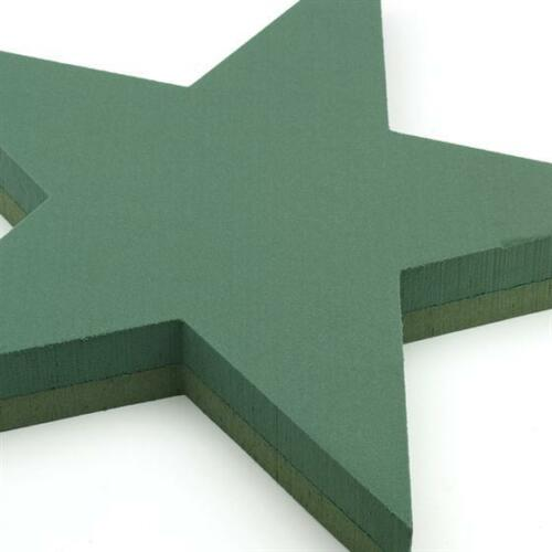 Mousse Florale 5 point Star Funeral Memorial Oasis type hommage référence SKU 2156