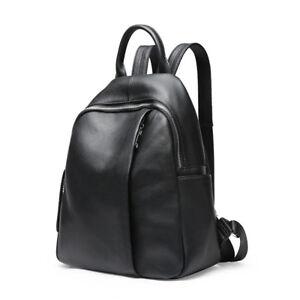 Women-Genuine-Leather-Backpack-Handbag-Shoulder-Bag-Crossbody-Hobo-924