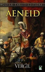 Dover-Thrift-Editions-Aeneid-by-Vergil-1995-Paperback-New-Edition-Reprint-Unabridged-Vergil-1995