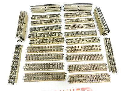 Bx549-2# 40x Märklin H0/00/ac M-gleis/schiene Gerade Für 3600/800 Mittelleiter Track Toys & Hobbies