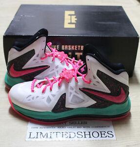 Diamond Emerald 10 Collection 616120 Nike Rosa Lebron Blanco Elite 11 X Id Us 994 0Uww8Zn