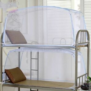 Student-Dormitory-Bunk-Bed-Tent-Canopy-Folding-Mosquito-Net-Camp-Bedding-Mesh