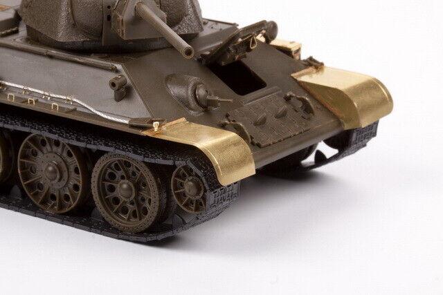 Eduard 1//35 T-34//76 model 1942 # TP054