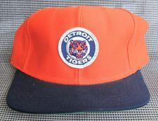 cheaper dc73d e71e2 DETROIT TIGERS Vintage 1980 s MLB Baseball Cap Hat