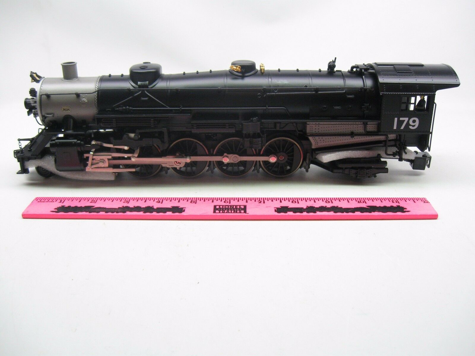 Lionel Lionel Lionel  6-28059 Western Pacific Mountain 4-8-2 Steam Engine and tender 293897