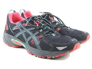79d7fe440039 Asics Gel Venture 5 T5N8N Titanium Pistachio Pink Running Women s ...