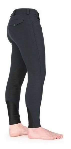 Shires Equestrian Men's Knee Patch  Riding Breeches with Relaxed Fit  store online