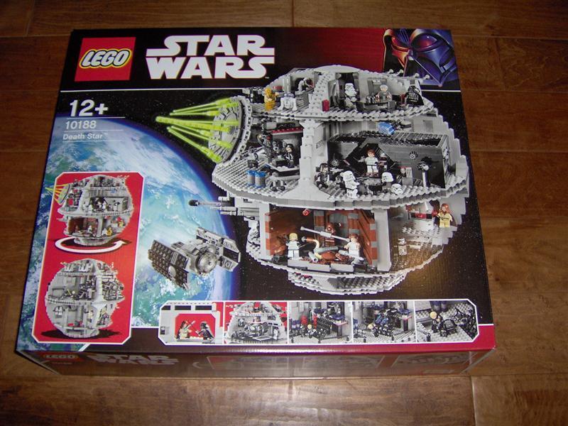 Lego Death Star Star Star 10188-exclusif da2974