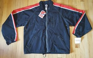 NOS-vintage-90s-MARLBORO-ski-jacket-M-new-NWT-1997-Unlimited-coat-black-red-gear