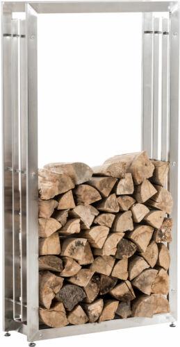 Kaminholzregal Skadi  Holzlager Kaminholzständer Für Brennholz bis 8 Größen
