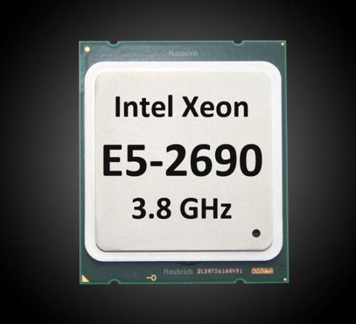 1 von 1 - Intel Xeon E5-2690 | 8x 2.9 - 3.8 GHz | 2011 (R) CM8062101122501 (BX80621E52690)