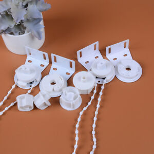 Roller blind Bead Chain Cluth Bracket 28mm/38mm Bracket Set Plastic/Metal Cha Jf