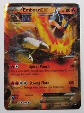 Emboar EX - 14/122 XY BREAKPOINT - Ultra Rare Pokemon Card
