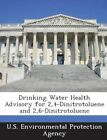 Drinking Water Health Advisory for 2,4-Dinitrotoluene and 2,6-Dinitrotoluene by Bibliogov (Paperback / softback, 2013)