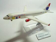 VIVA COLOMBIA AIRLINES FC  Die cast Model Airbus A320 N260AV 2001 Plane Toy 14cm