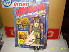 """HAWKEYE Video Command 8"""" action figure (c) 1992 Toy Island factory sealed"""