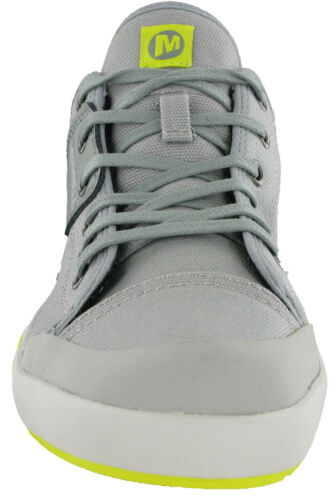 Flat Lace Sko Merrell Mens Up Casual J91509 `Highrise Pusset Rant Canvas qHw6SIY