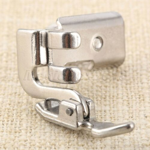 For All Low Shank Singer Brother Janome Invisible Zipper Cording Presser Foot