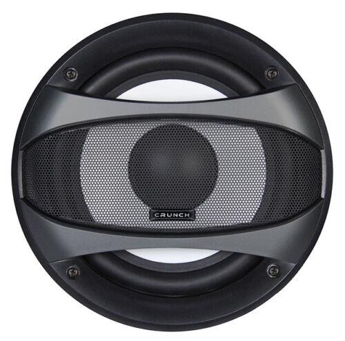 Crunch 200 Watt Kicker Tieftöner Lautsprecher Kickbass Auto 165mm GTI6.2W 16,5cm