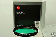 Filter Leica E67 UV/IR Schwarz/Black/Noir  13415 New Neu