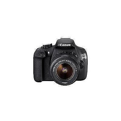Canon 1200D with 18-55mm Lens Kit