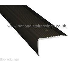 Bronze Stair Nosings Step Nose Edging Trim For Tiles Carpet Laminate 35x30mm