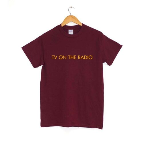 TV ON THE RADIO music T SHIRTMANY COLOURSwill do prism indie rock pop