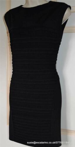 Black Mantoro 10 £ Bnwt Taglia us Little 198 Uk14 All Dress Saints Rw5xwta