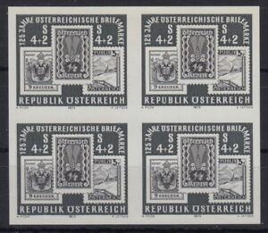 OSTERREICH-Mi-1504-als-4er-Block-Schwarzdruck-ansehen-MW-JKE-201-2