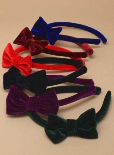 poupées chouchou Retour à l/'école cheveux accessoires bandeaux Alice élastique